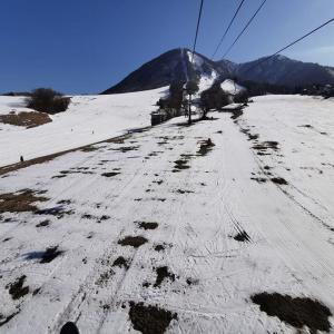 木島平スキー場、いよいよ終焉に向かってカウントダウンか!?