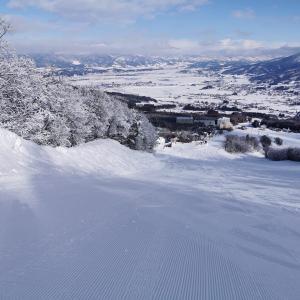 検定スキー(基礎スキー)&コブスキーは究極の内需主導型かも??