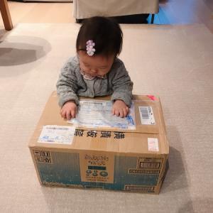 日本から素敵な小包が届いた!