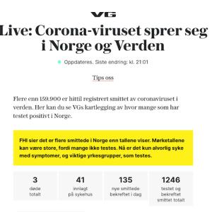 【新型コロナ】ノルウェーにおける感染状況・対策まとめ