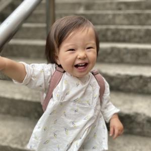 娘が歩けるようになって大きく変わったこと