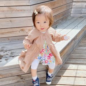【1歳〜1歳3ヶ月】娘の成長《ことば・行動》