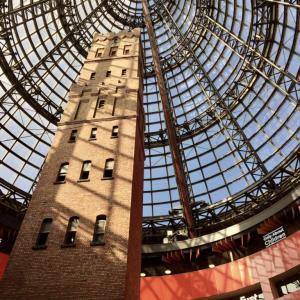日本人有名建築家設計のメルボルンセントラルと、ブロッケン現象