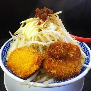 極味噌カレー麺
