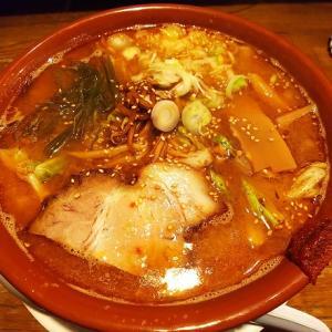 【ラーメンラリー16軒目】熱旨味噌拉麺