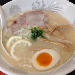【ラーメンラリー44軒目】鶏パイタン麺