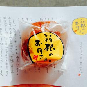 【箱根湯本駅】食べ歩きグルメ!箱根まんじゅう食べ比べが楽しい
