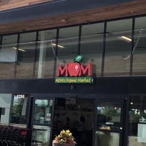 MOM's Organic Market に行ってきた