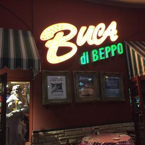 Buca di Beppo ホノルル
