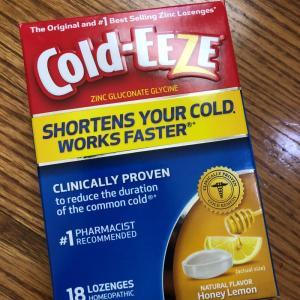 風邪にはCold-EEZE