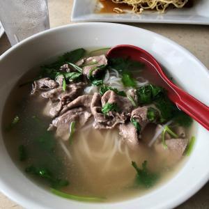 ベトナム料理からのボバティー