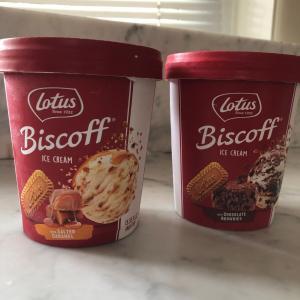 ロータス ビスコフ アイスクリームを実食【アメリカ】