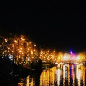 クリスマスの都、ストラスブールのクリスマスマルシェ