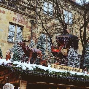 ドイツ・シュトゥットガルトの童話のようなクリスマス