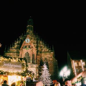 ニュルンベルク、願いが叶うクリスマス