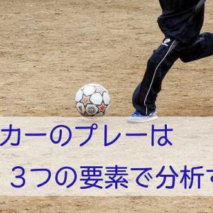 脱コーチ初心者!! サッカーのプレーを分析する方法