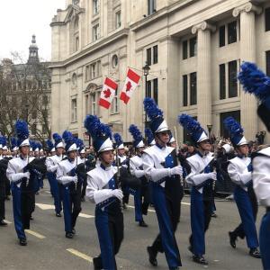 【花火よりも実は良かった?】ロンドン年明けパレード