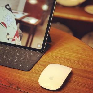 iPadでマジックマウスを使う方法