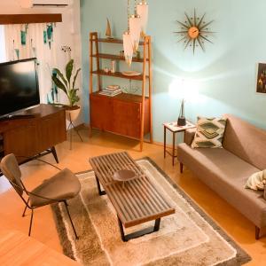 狭い部屋(リビング)をオシャレに広く見せる方法|賃貸1LDK編