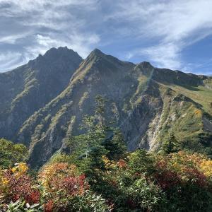 北アルプス〜五竜岳〜