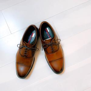 テクシーリュクス(Texcy Luxe)の革靴レビュー!|【Amazonで5000円で購入できるアシックスのブランド】ストレートチップの感想・評価・口コミ