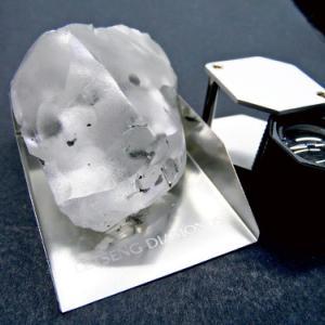 ダイヤモンドの生成