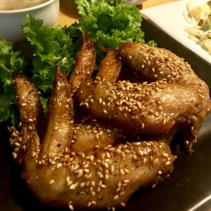 糖質オフ 甘さ控えめ名古屋鶏の手羽先から揚げ