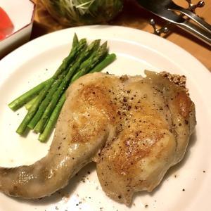 骨付き鶏もも肉のオイル煮 低温調理で作る鶏肉のコンフィ