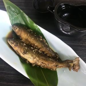 旬の食材を食べよう 骨や頭まで食べれる鮎の甘露煮