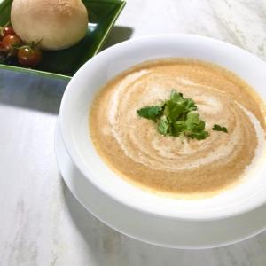 旬の食材を食べよう トマト大量消費 トマトのポタージュスープ
