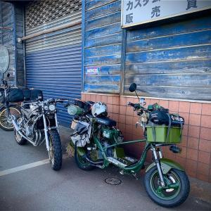 十津川 野営キャンプの模様と キャンプ道具紹介