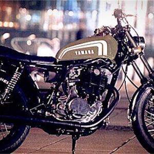 バイク屋の選ぶ気持ちの良いバイク ヤマハSR400/500