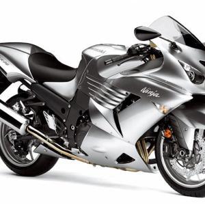 バイク屋の選ぶ気持ちの良いバイク  ZX-14