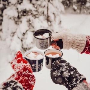 【地面真っ白】冬の足音が聞こえる。
