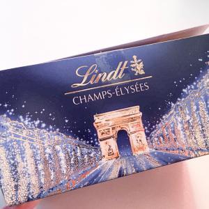 【冬限定】リンツのチョコボックス シャンゼリゼ