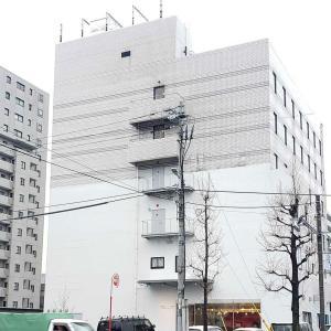 「高松センチュリーホテル」高松駅に近く、大浴場と朝食の讃岐うどんが魅力