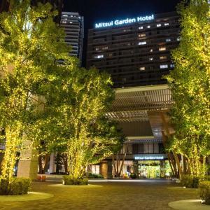 「三井ガーデンホテル柏の葉」天然温泉大浴場付き、朝食ビュッフェも最高のラグジュアリーな柏市のホテル