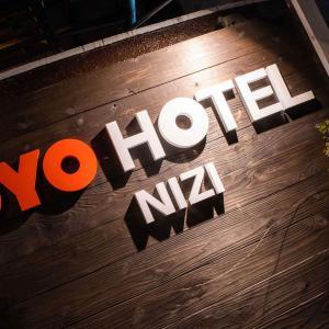 「OYOホテル虹 笛吹 御坂」山梨県笛吹市にある居住性抜群の快適モーテル