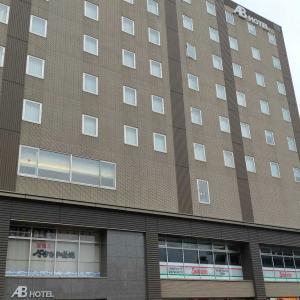 「ABホテル金沢」金沢駅徒歩1分!立地抜群で大浴場や朝食バイキングも魅力