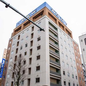 「天然温泉 梓の湯 ドーミーイン松本」松本駅近、大浴場に豪華朝食、無料の夜泣きそばも嬉しい