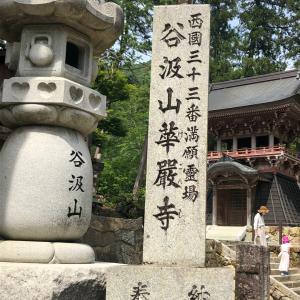 西国三十三所巡り~満願、谷汲山華厳寺