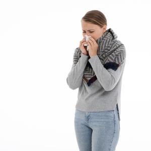 風邪症状時の対処法や食べ物あれこれ