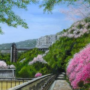 NOー188<箕面・西江寺 聖天山から>