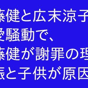佐藤健と広末涼子熱愛:写真流出で謝罪は、妊娠発覚が原因だった?