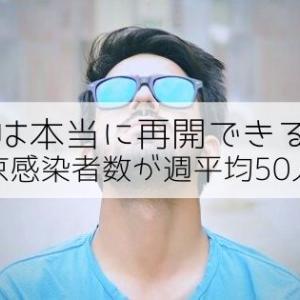 本当に東京宝塚劇場は再開できるのか【東京都の感染者数が休業再要請の基準超え】