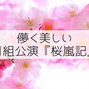 今の月組すごいよ!『桜嵐記』観劇感想【珠城りょう・美園さくら退団公演】