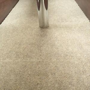 冬の車中泊対策にも!キャンピングカーの床に自力でカーペットをひいた話。