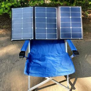 jackery ソーラーパネル 60wで充電できた!1年越しの【レビューその3】【ポータブル電源 jackery 700 大容量】