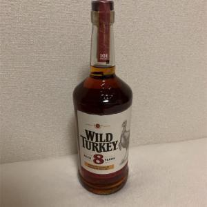 三酒目 WILD TURKEY 8年