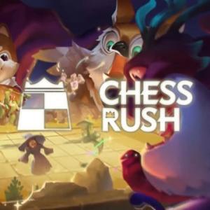 【Chess Rush】1位になった組み合わせを紹介